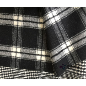 Wool woven stretch fabric wool  fabric