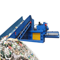 Horizontal Waste Paper Cardboard PET Bottle Baling Machine