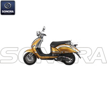 Benzhou YY50QT-21D Complete Scooter Spare Parts Original Quality