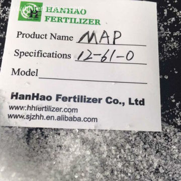 Monoammonium phosphate(MAP)12-61-0 Phosphate fertilizer
