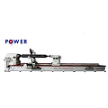 Cylindrical Rubber Roller Stripping Machine
