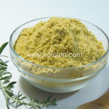 Dried spicy mustard powder