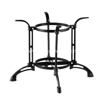 industrial cast iron dining table base for sale