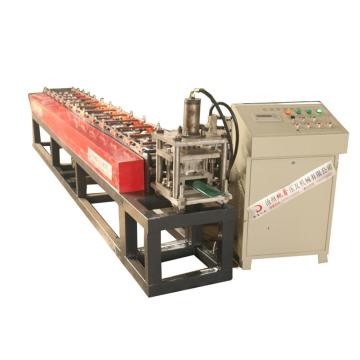 Automatic steel fence forming equipment
