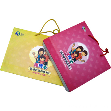 Speech Correction Training Card