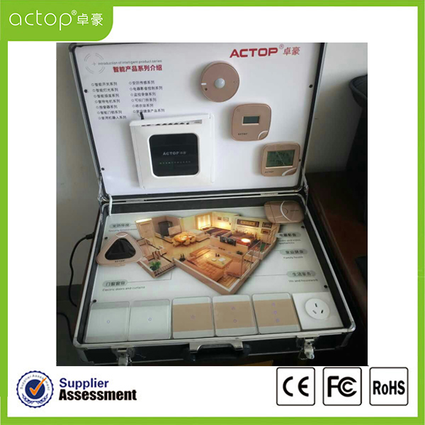 Wireless IP Camera show box