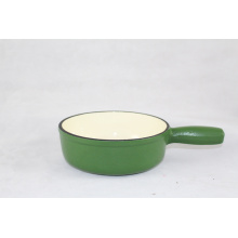 Cast Iron Open Sauce Pot