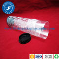Extrusion Tube Packaging Hard Black Lid for Hair Extension