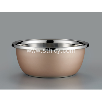 Stainless Steel Colours Multi Purpose Basin