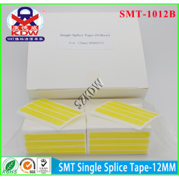 Factory making for China SMT Single Splice Tape,Quality SMT Splice Tape,Black SMT Single Splice Tape Supplier Economic SMT Single Splice Tape 12mm export to Cape Verde Factory