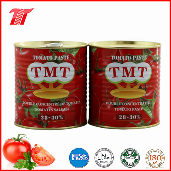 Double Concentrate Tomato Paste For Hot Sale
