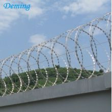 Factory Supply Galvanized Protection Razor Barbed Wire
