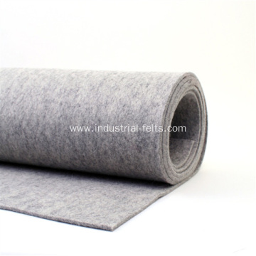 Fire resistance Nonwoven needle punched felt