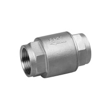 1 inch  2PC check valve  BSP