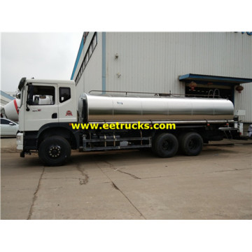15000L Aluminium Alloy Water Transport Tankers