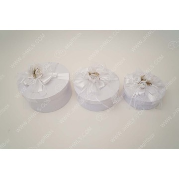 Small  wedding  jewellery white box