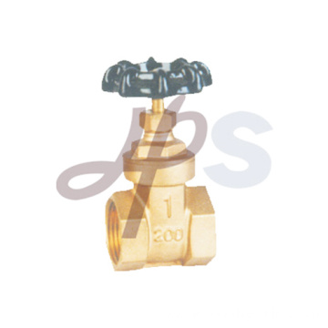 wholesale PN16 brass stem gate valve