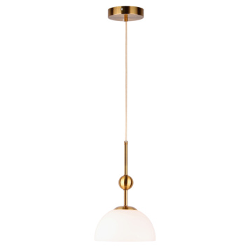 White Globe vintage modern Glass Pendant Lighting