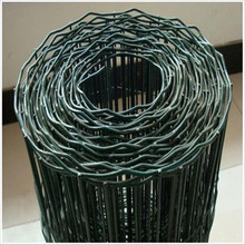 Galvanized and Pvc Coated Euro Fence Mesh