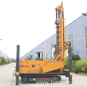 500M DTH Hammer Drilling Rig For Water Well