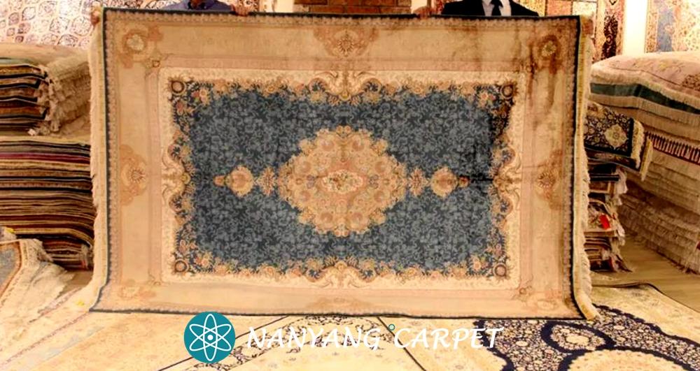 Persian rug blue (3)