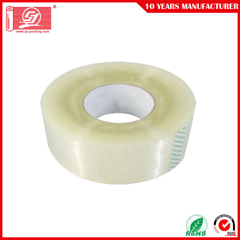 Clear packing tape  Bopp sealing tape