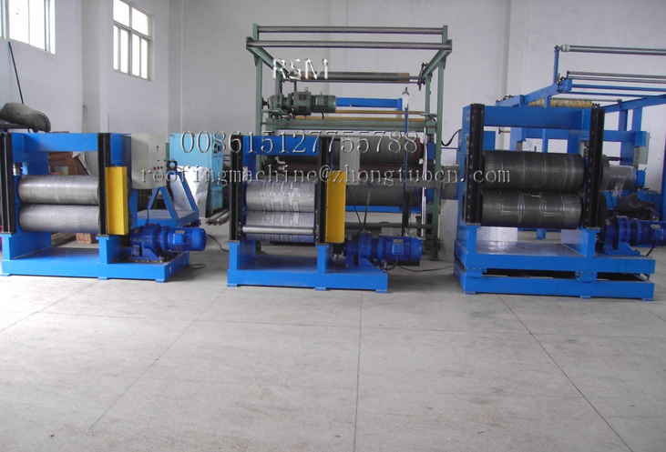 Embossing Roll Forming Machine