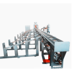 Automatic rebar shear-Line machine