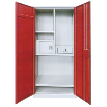 Leading for Changing Locker,Red Metal Wardrobe,Gym Lockers Manufacturer in China Red Swing Door Metal Wardrobe supply to France Metropolitan Wholesale