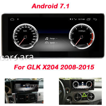 10 Years for Mercedes-Benz Car Entertainment System GLK X204 13-15 Benz Navigation export to Portugal Supplier