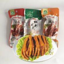 The Characteristic Is Spicy Chicken Feet