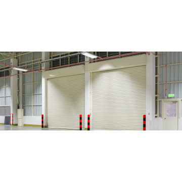 I-Vertical Lifting Roller Shutter Door