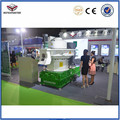 Running smoothly pellet machine