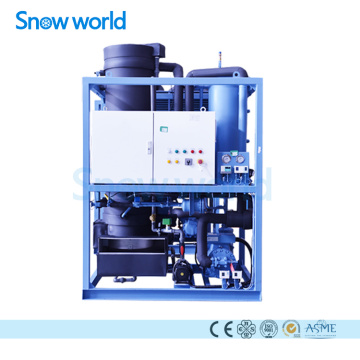 Snow world 5T Tube Ice Machine For Philippines