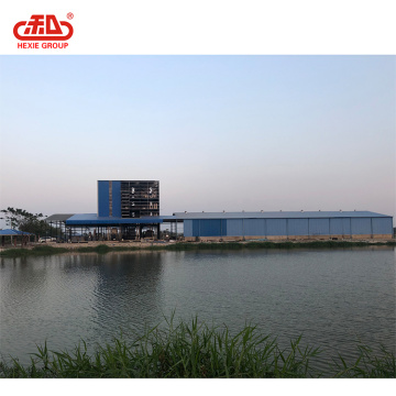 Singking Fish Shrimp Feed Pellet Production Line