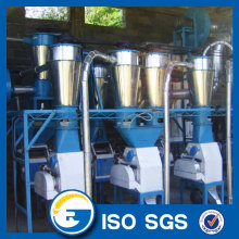 Customized for Flour Milling Plant 20 Tons/24 Hours Wheat Flour Processing Line export to South Korea Exporter