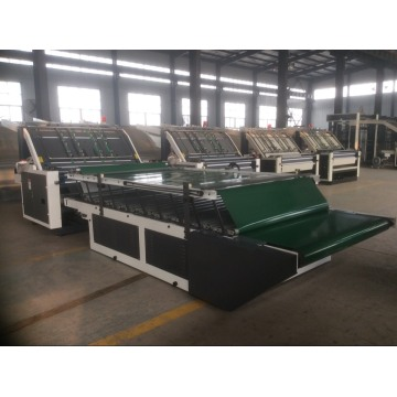 Semi-automatic Paperboard Flute Laminating Machine
