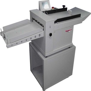 ZX-5335B Air feed Auto Creaser and Perforator