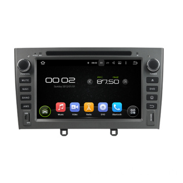 Auto Multimedia Player Fir Peugeot PG 408 2007-2010