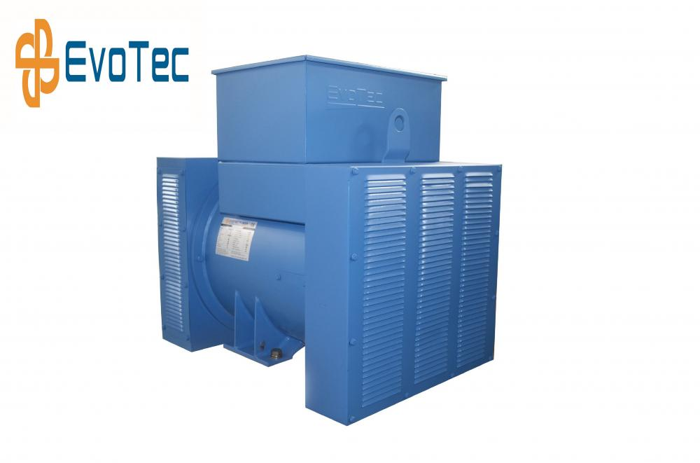 Synchronous High Voltage AC Generator