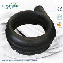 Rubber Parts for Fluid Slurry Pumps