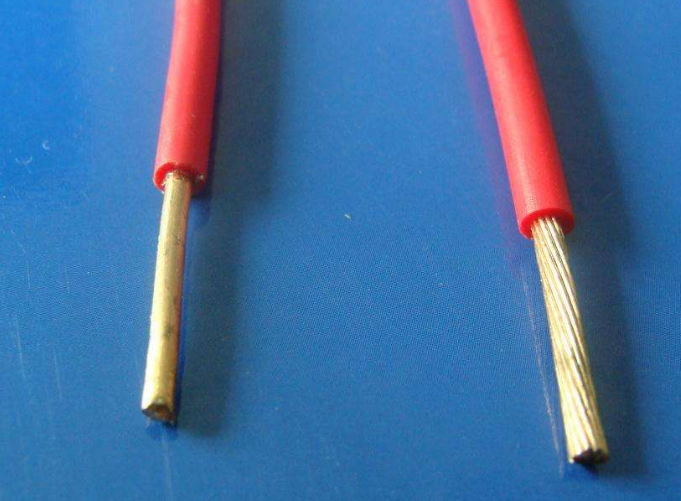 Conduction Current Wire