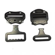 New Arrival for Safety Harness Parts Heavy Duty 18KN Steel Multi-Functional Buckle supply to Libya Importers
