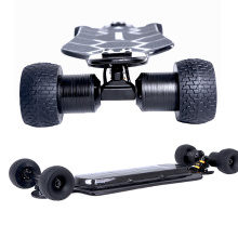 High performance electric skateboard with long range 40kms