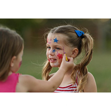 FDA certified rainbow party supplies Face Paint Crayon