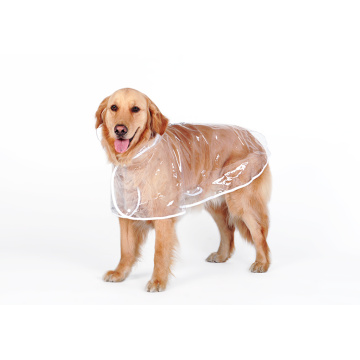 Dog Raincoat Pet Waterproof Clothing Jacket