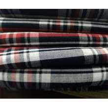 Reliable for Stretch Cotton Blend Fabric Garment Pants Fabric 100% Cotton Yarn Dyed Fabric supply to Ecuador Manufacturers