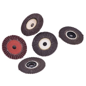 Hot Abrasive Flap Disc Wheels