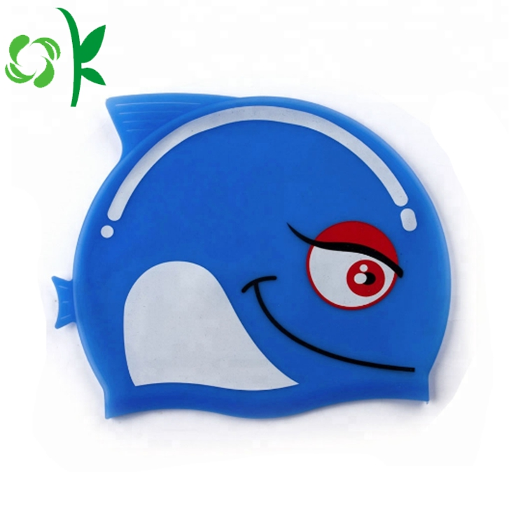 Silicone Swim Adult Cap