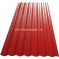 RED high strength MGO roofing sheet